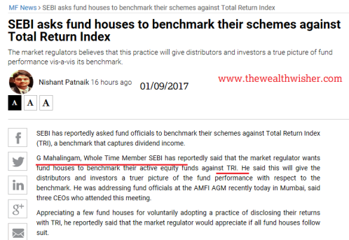 1505399521 8 are mutual funds moving towards total return index benchmark - Are Mutual Funds Moving Towards Total Return Index Benchmark
