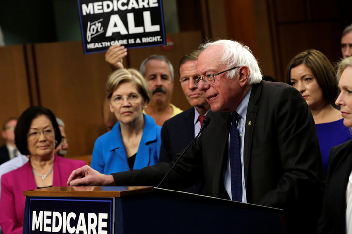 bernie sanders gops obamacare repeal scheme made single payer a rational alternative - Bernie Sanders: GOP's Obamacare Repeal Scheme Made Single Payer A 'Rational Alternative'