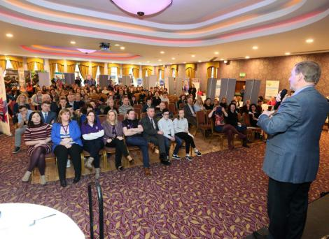 claremorris career event attracts over 500 people and its already confirmed for next year - Claremorris Career Event attracts over 500 people – and it's already confirmed for next year