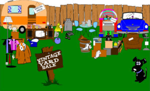 hosting a yard sale made easy - Hosting a Yard Sale Made Easy