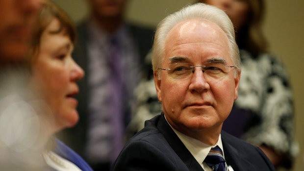 tom price says insurers should dust off how they did business before obamacare - Tom Price Says Insurers Should 'Dust Off How They Did Business Before Obamacare'