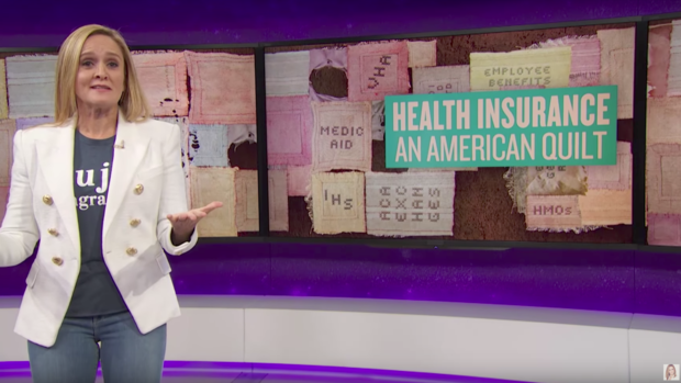 samantha bee schools congress after they let kids health care funding lapse - Samantha Bee Schools Congress After They Let Kids Health Care Funding Lapse