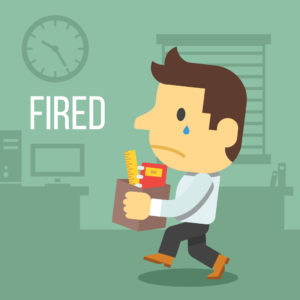youre fired - Job Search Journey: Search for Stability