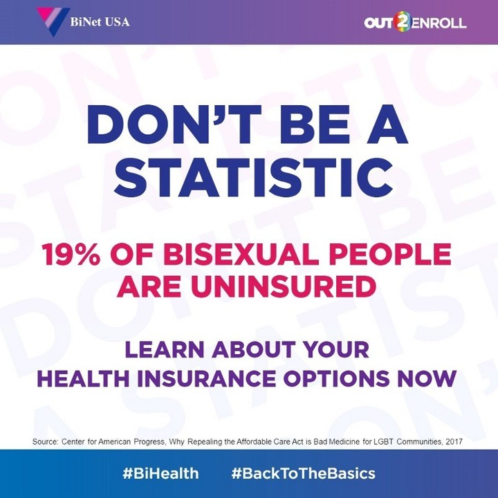 7 reasons why bisexual pansexual fluid and queer people need to sign up for health insurance this month - 7+ Reasons Why Bisexual, Pansexual, Fluid, And Queer People Need to Sign Up For Health Insurance This Month
