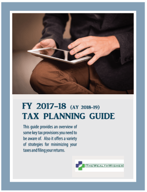 tax planning guide 2017 18 details free ebook - Tax Planning Guide 2017-18: Details & Free Ebook