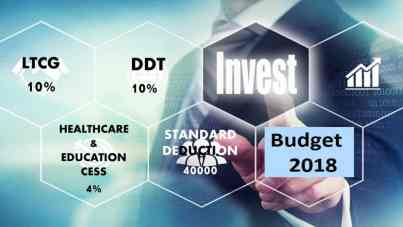 budget 2018 impact on income investments - Budget 2018 – Impact on Income & Investments