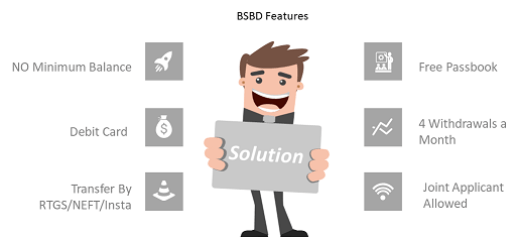 bsbd account a no frill easy way to do banking - BSBD Account : A No-Frill Easy Way to Do Banking