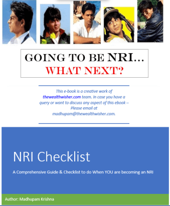 becoming an nri complete nri checklist ebook - Becoming An NRI? Complete NRI Checklist Ebook