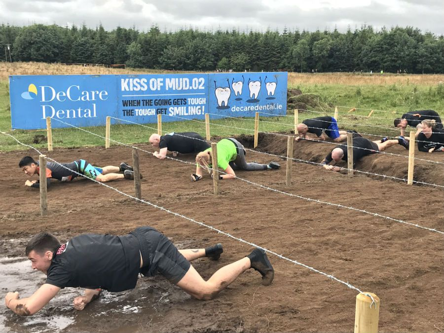 decare create muddy memories at tough mudder - DECARE CREATE MUDDY MEMORIES AT TOUGH MUDDER
