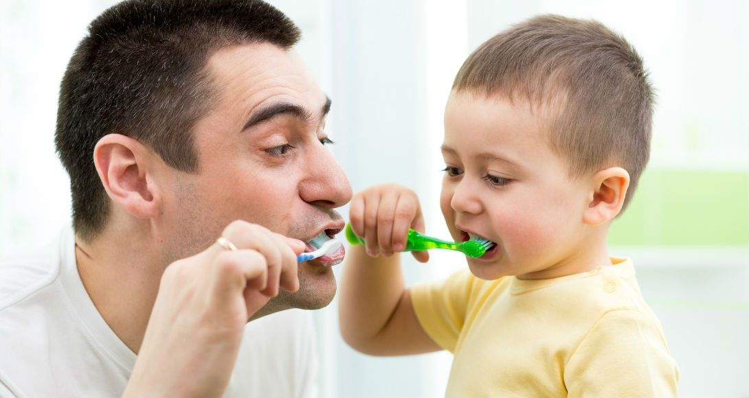 brush the smart way techniques for you and your child - BRUSH THE SMART WAY – TECHNIQUES FOR YOU AND YOUR CHILD