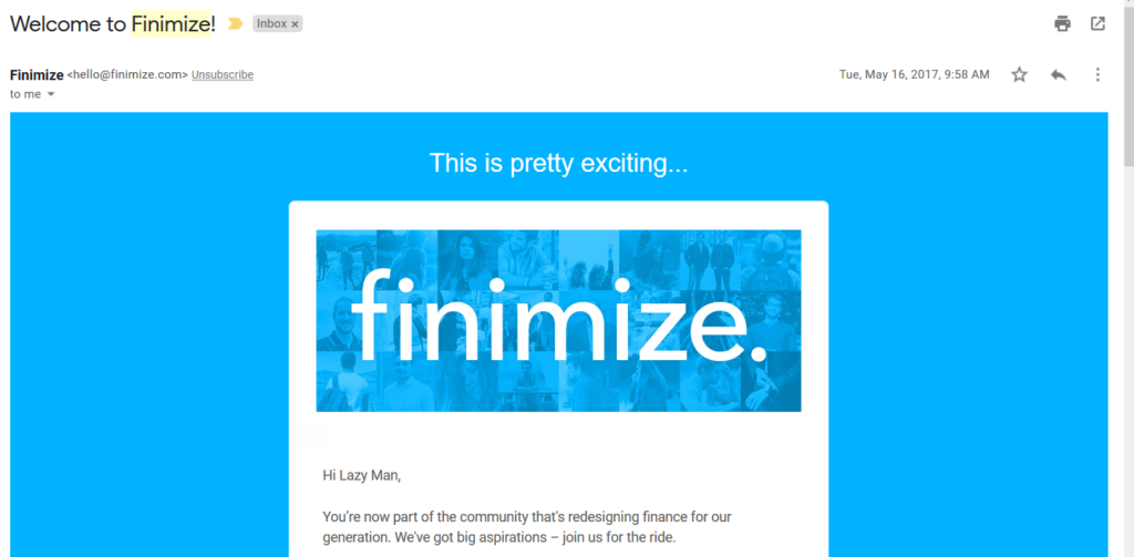 finimize is your essential 3 minute daily finance read - Finimize is your Essential 3 Minute Daily Finance Read