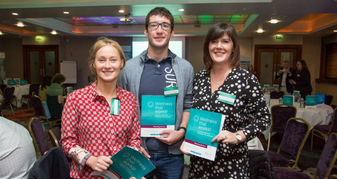 wellness that works galway another great success - Wellness that Works Galway..every other great good fortune.