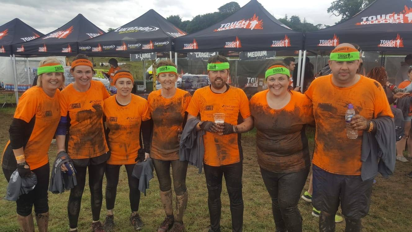 muddy smiles captured and muddy memories made at tough mudder 2019 - Muddy smiles captured and muddy memories made at Tough Mudder 2019….