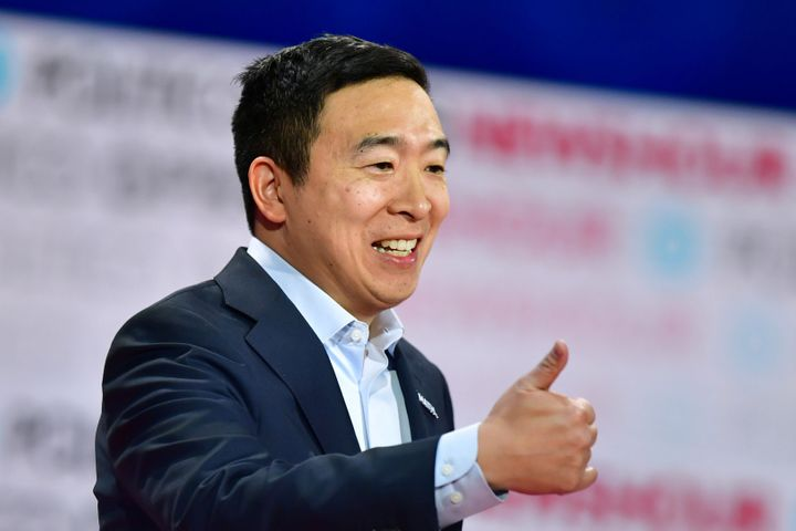 andrew yang has the most conservative health care plan in the democratic primary - Andrew Yang Has The Most Conservative Health Care Plan In The Democratic Primary