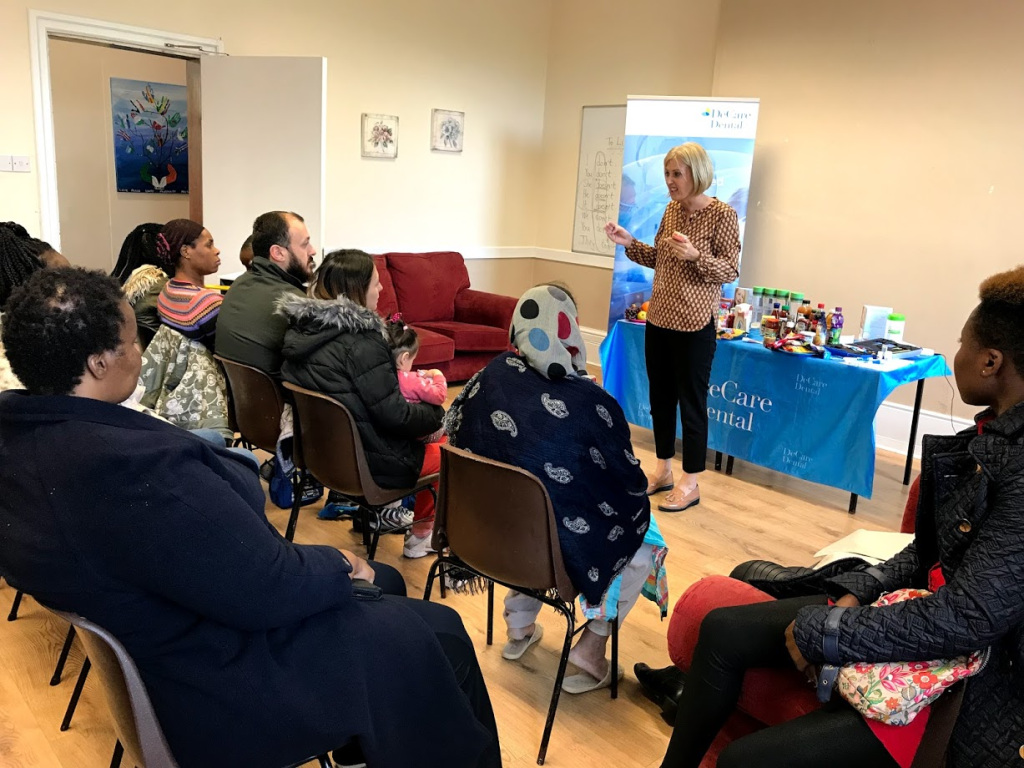 1581432475 546 decare oral health seminar in direct provision - DeCare Oral Health Seminar in Direct Provision