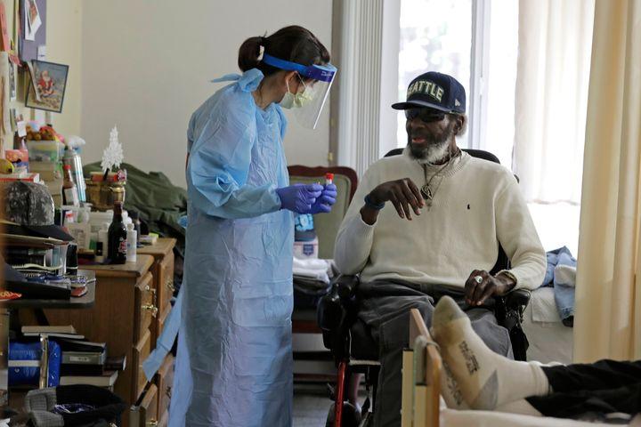 683 with more than 10000 coronavirus deaths nursing homes plead for more testing - With More Than 10,000 Coronavirus Deaths, Nursing Homes Plead For More Testing