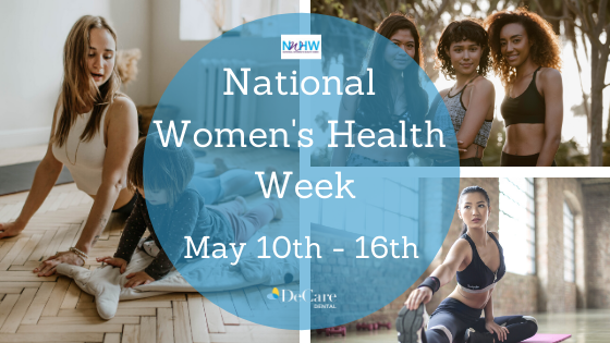 womens health week - Women's Health Week