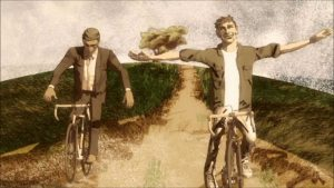 i can still ride my bike with no handlebars - I Can (Still) Ride My Bike With No Handlebars