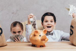 seven ways to teach your kids about money - Seven Ways To Teach Your Kids About Money
