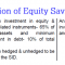 What is Equity Savings Fund? Details & Comparison